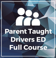 parent taught drivers ed packet
